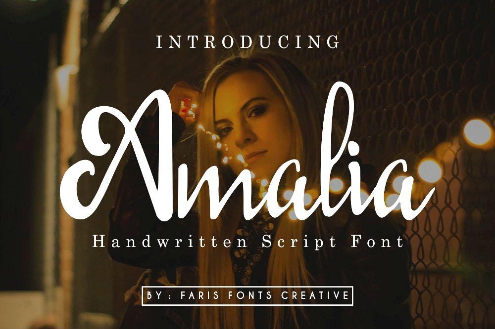 Amalia example image 1