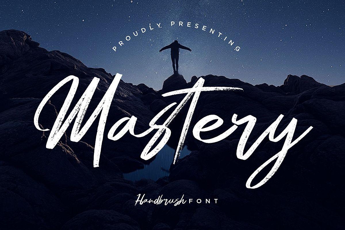Mastery Hand Brush example image 1