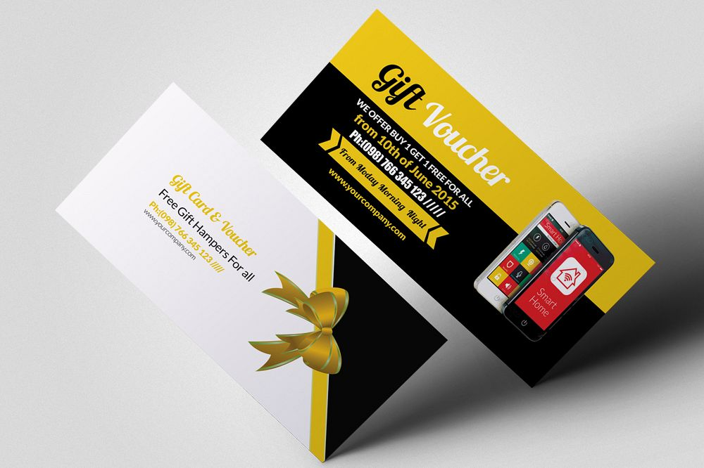 Mobile Apps Gift Vouchers example image 1