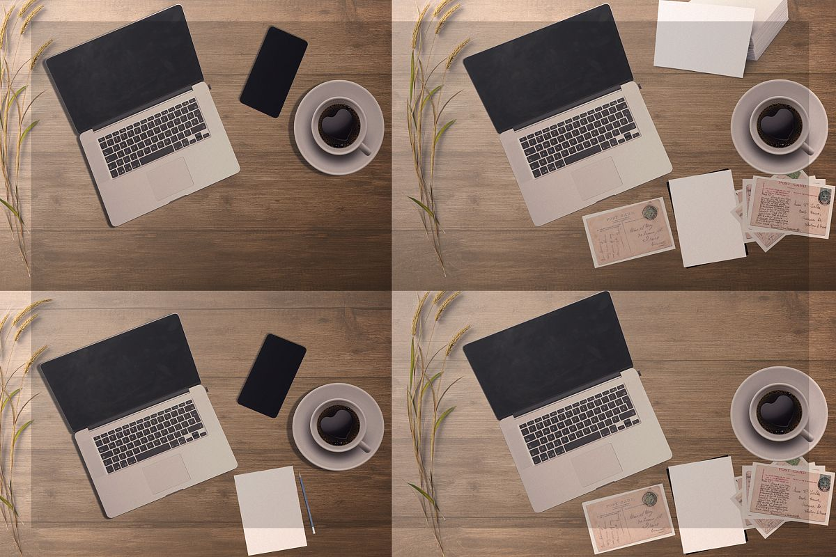 4 Office Desktop example image 1