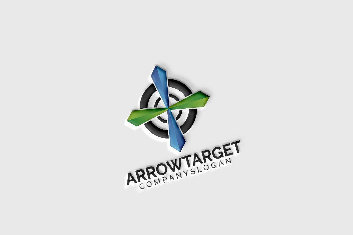 Arrow Target Logo example image 1