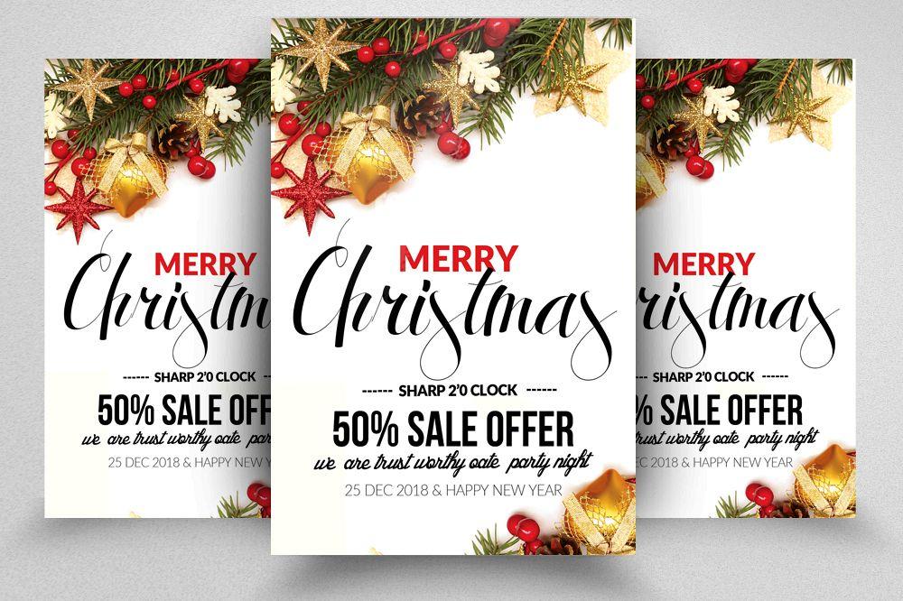 Christmas Flyers.Christmas Flyer
