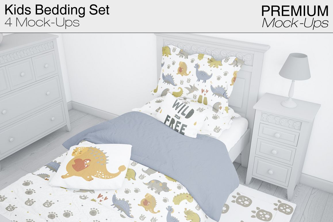 Kids Bedding Set Example Image 1