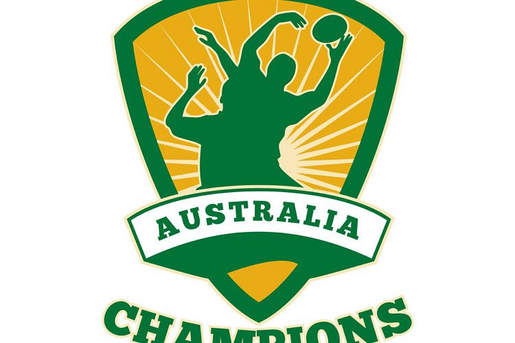 Rugby Player Australia Champions example image 1