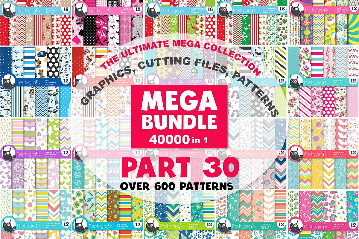 MEGA BUNDLE PART30 - 40000 in 1 Full Collection example image 1