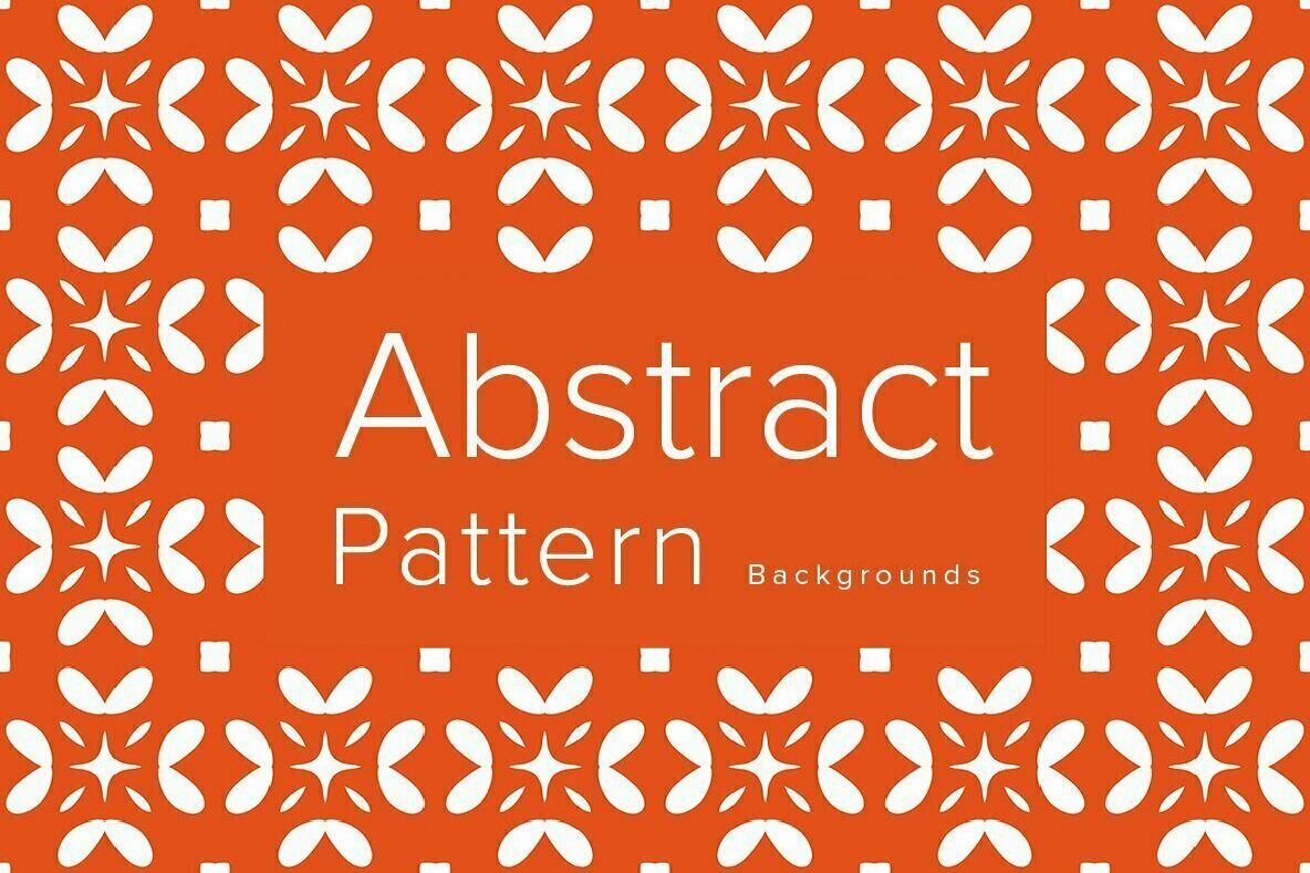 Abstract pattern backgrounds example image 1