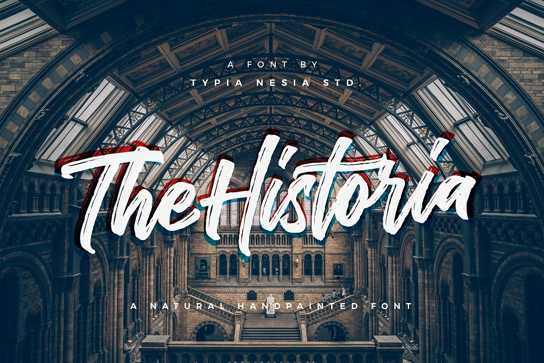 The Historia example image 1