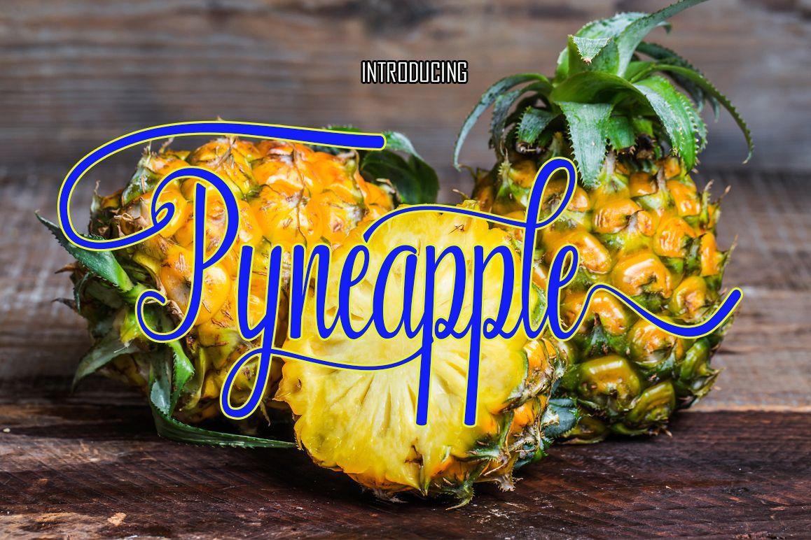 Pyneapple example image 1