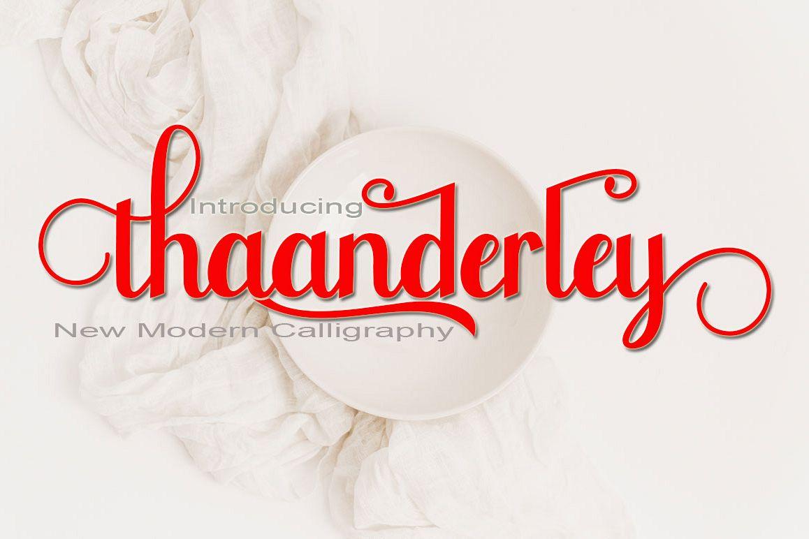 Thaanderley example image 1