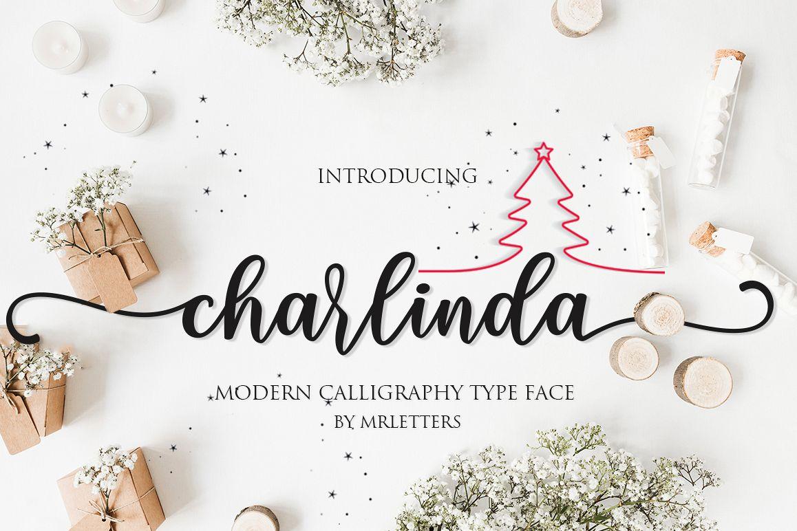 charlinda Script example image 1