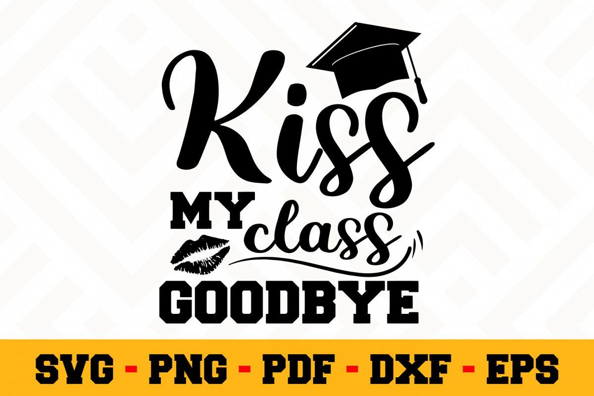 Graduation SVG Design n584 | Graduation SVG Cut File example image 1