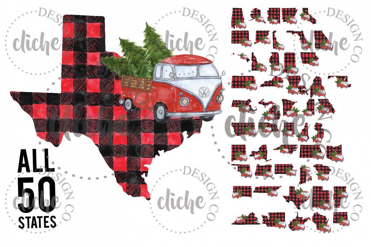 Christmas Sublimation Design Bundle example image 1