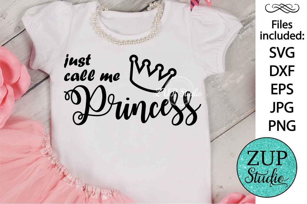 Princess cutting files svg 34 example image 1