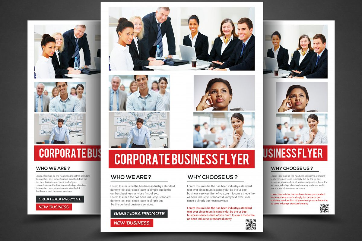 Corporate Business example image 1