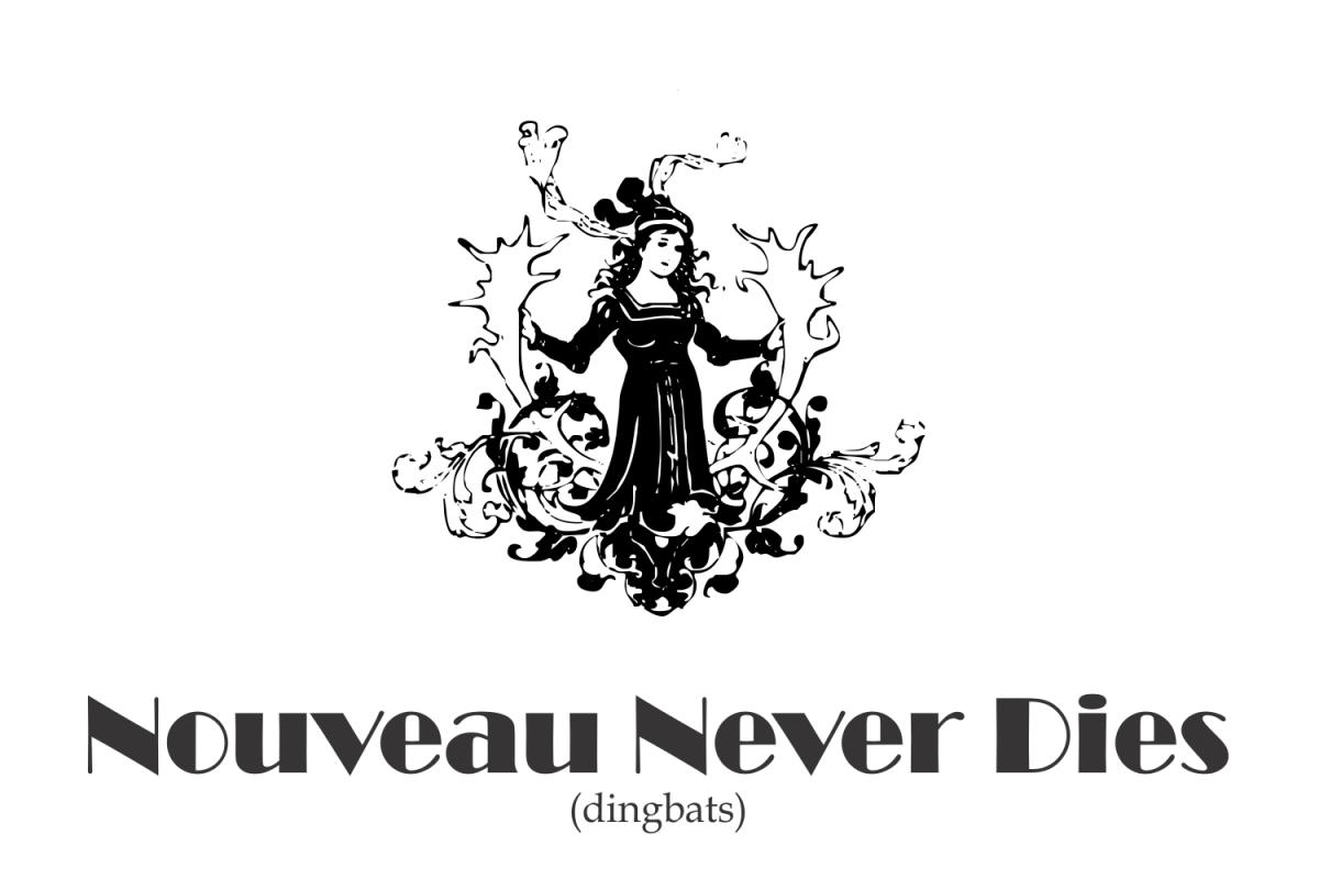 Nouveau Never Dies  example image 1