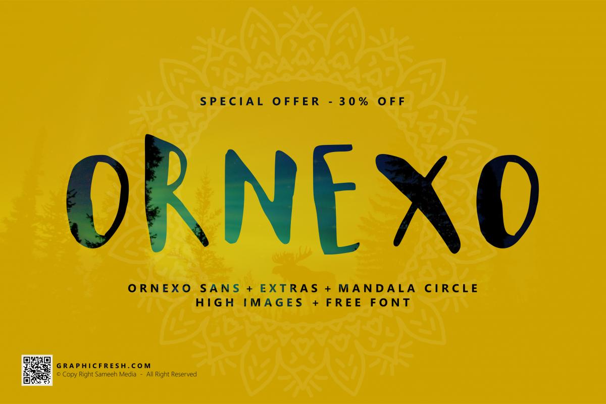 30% OFF! Ornexo + Extras + BIG Bonus example image 1