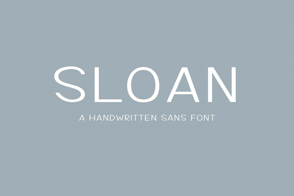 Sloan example image 1