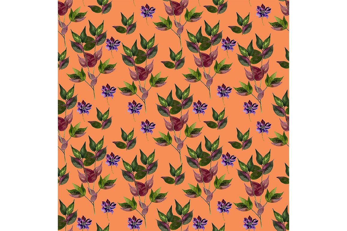 seamless pattern autumn example image 1