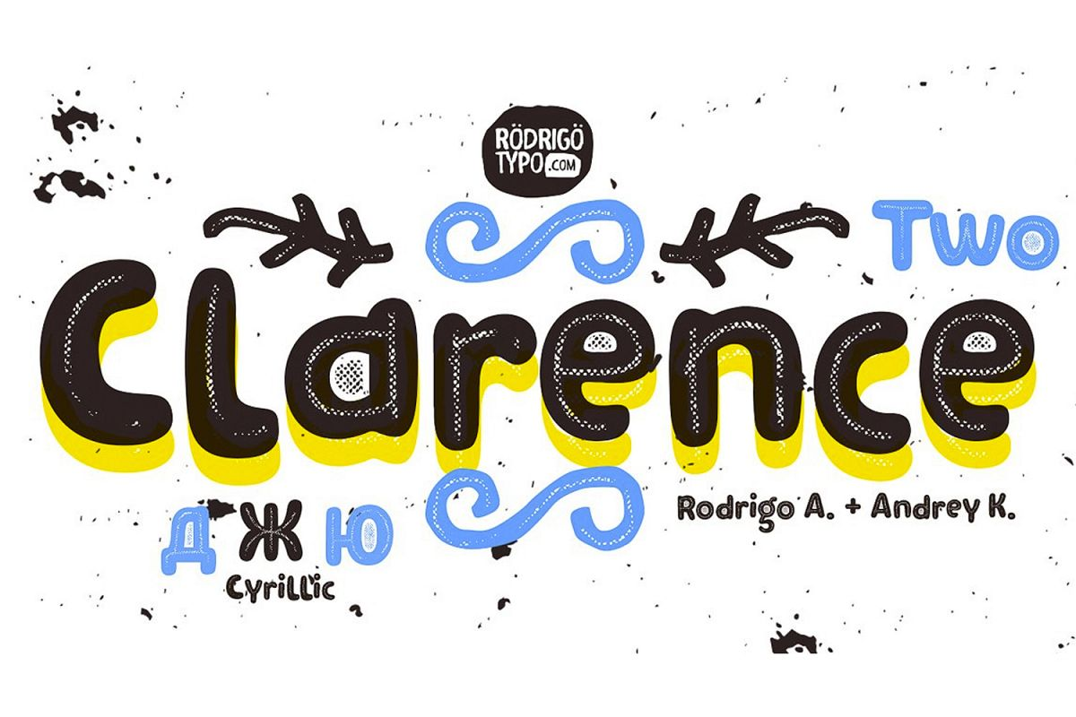 Clarence Two example image 1