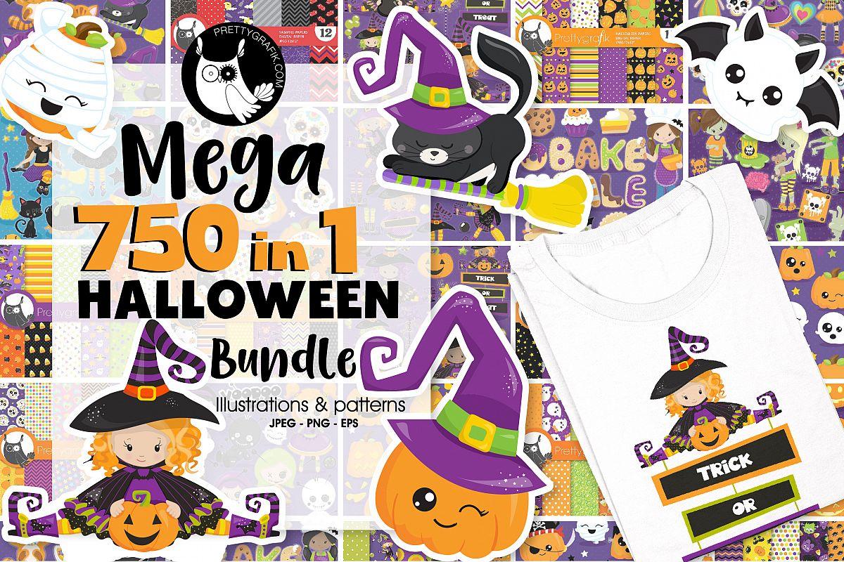 750 in 1 - Halloween Bundle - 95OFF - $10 instead of $150 ! example image