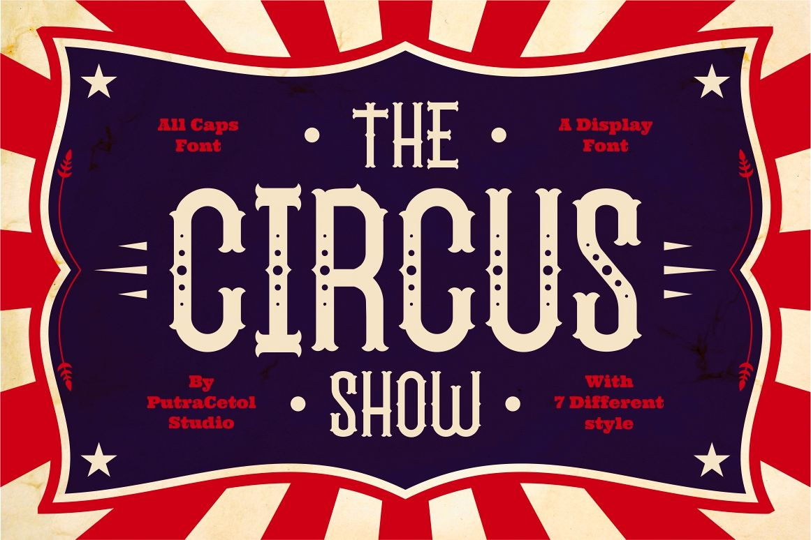 The Circus Show example image 1