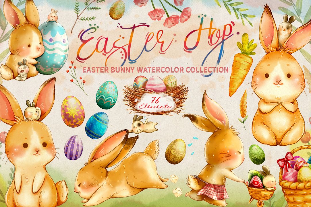 Easter Hop example image 1