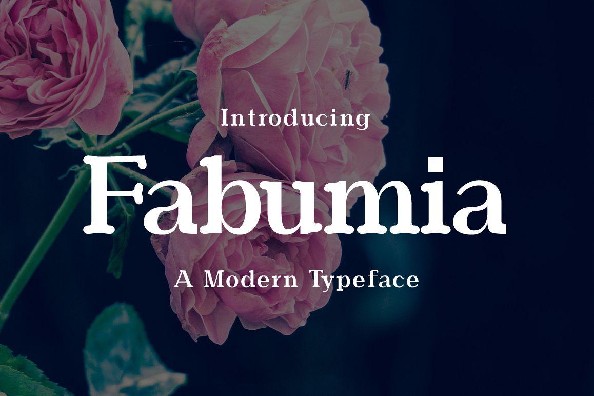 Fabumia example image 1