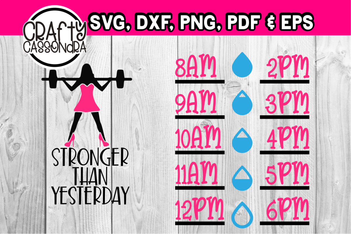 Stronger than yesterday example image 1