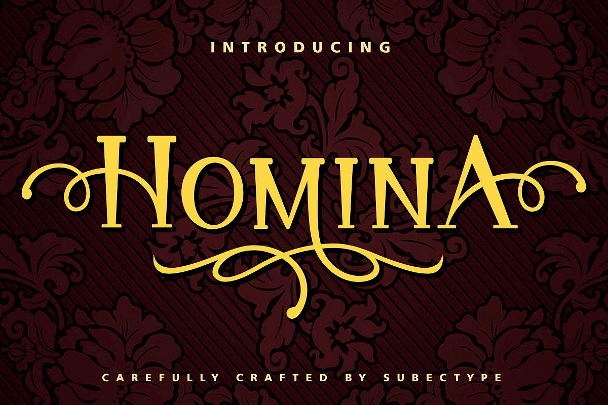 Homina example image 1