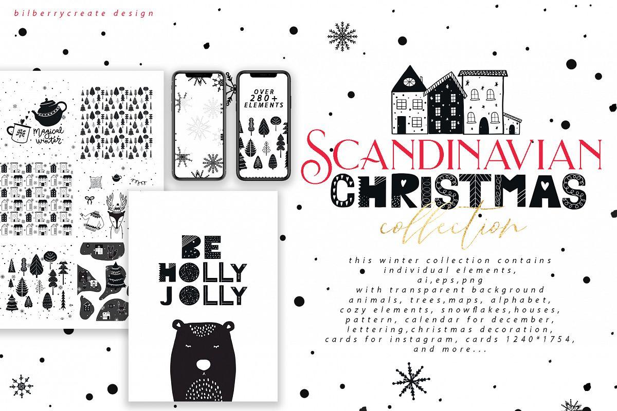 SCANDINAVIAN CHRISTMAS example image 1