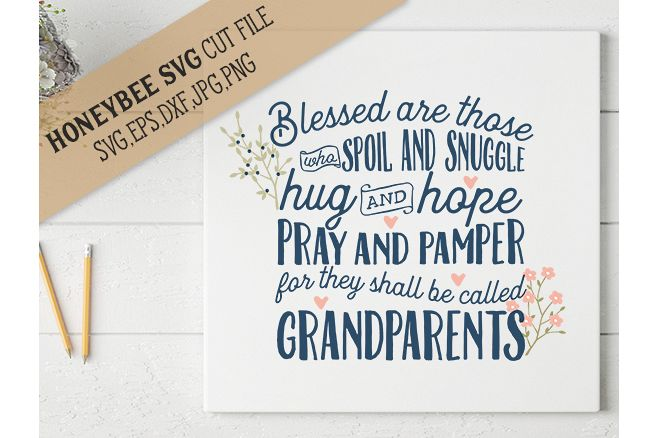 Blessed are Grandparents example image 1