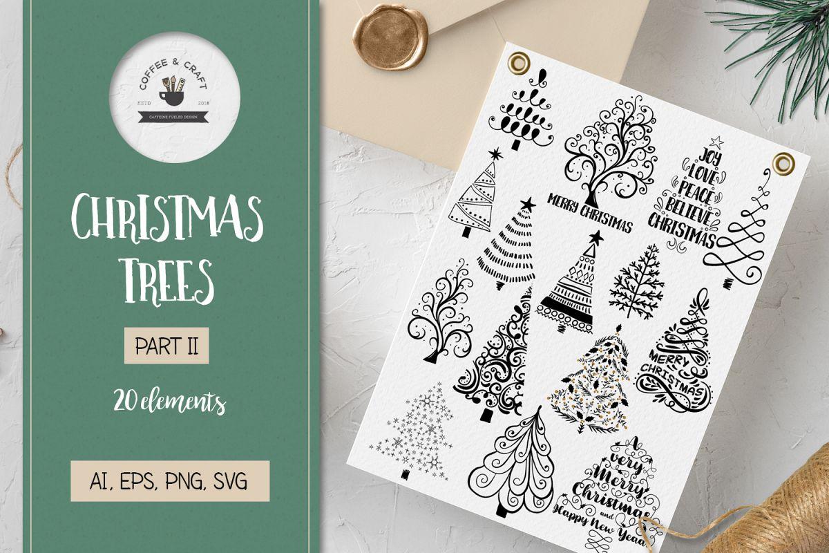 Christmas Trees 2 example image 1