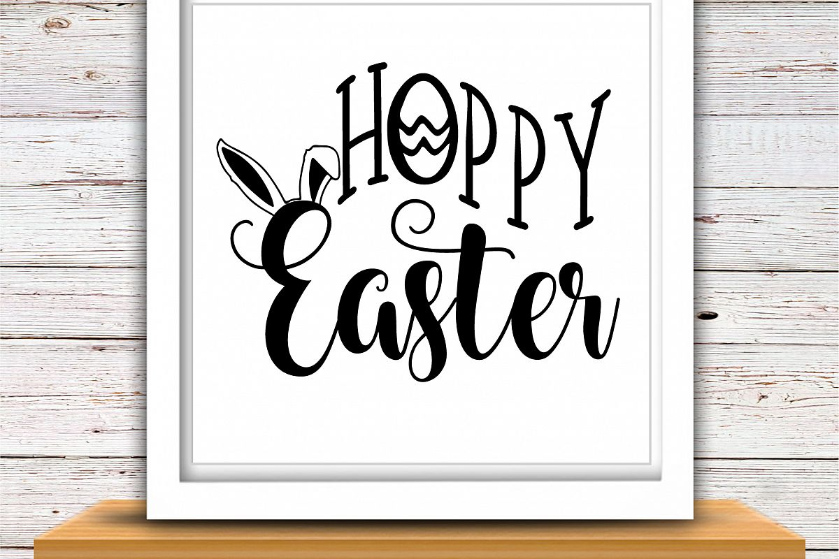 458e426a70c57 Hoppy Easter | Hoppy Easter Svg | Easter Svg Files | High Quality Svg Eps  Dxf Png Files | Cricut Files Silhouette Cameo |Instant Download