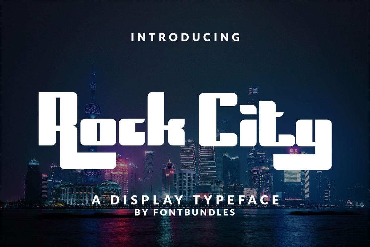 Rock City example image 1