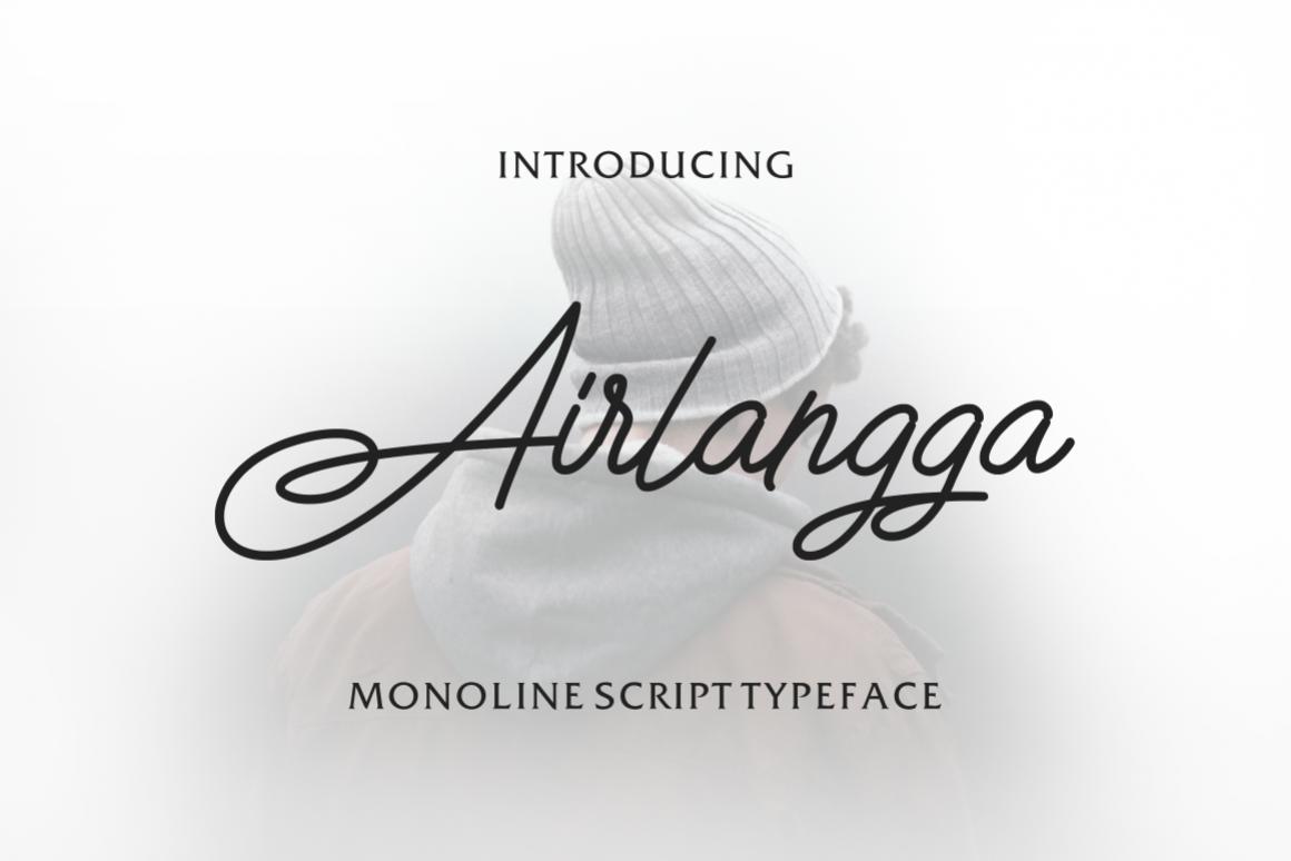 Airlangga Script example image 1