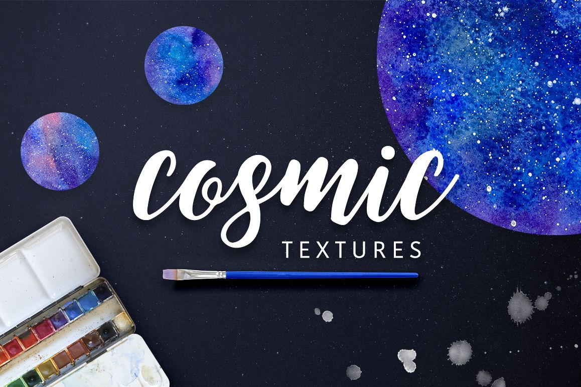 Cosmic textures example image 1