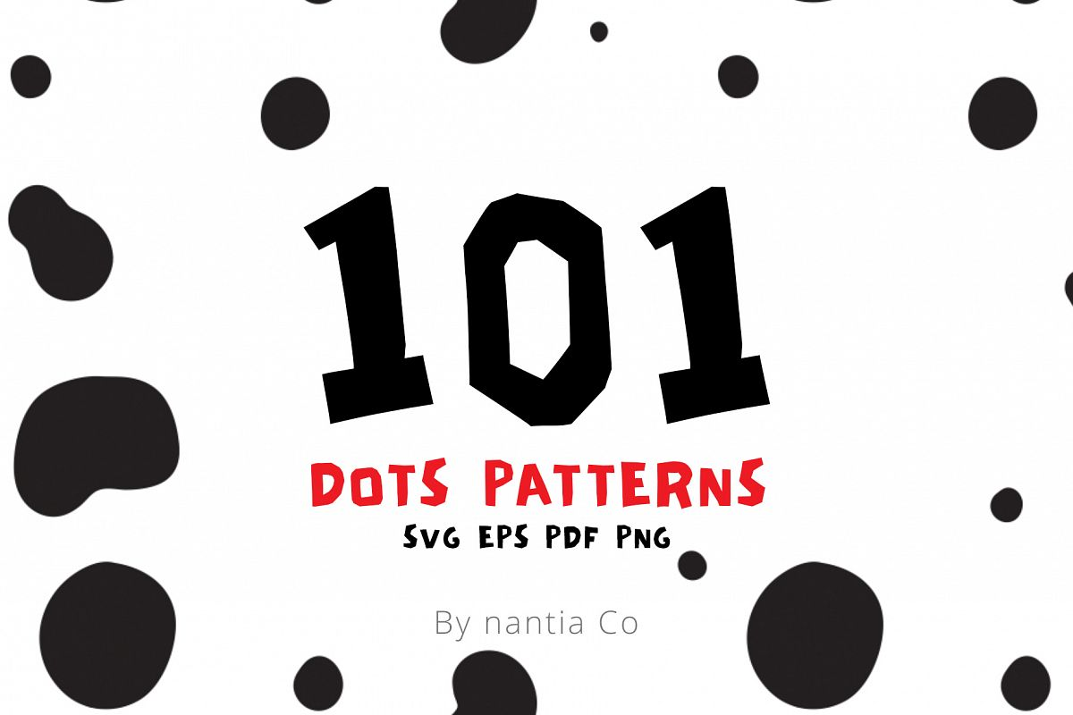 101 Dots | Seamless Patterns example image 1