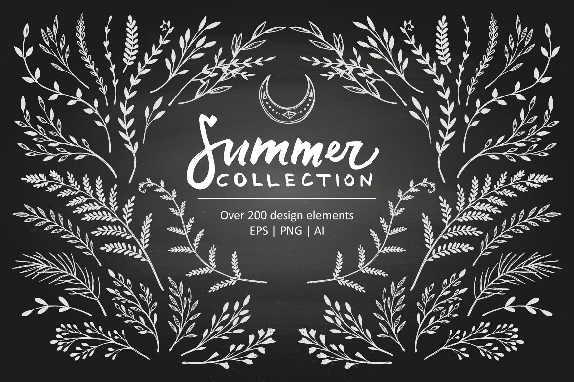 Big Summer collection example image
