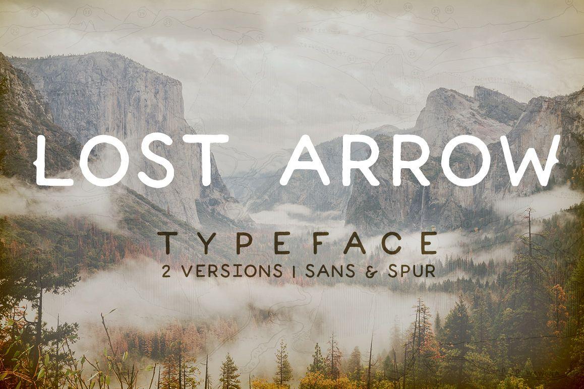 Lost Arrow example image 1