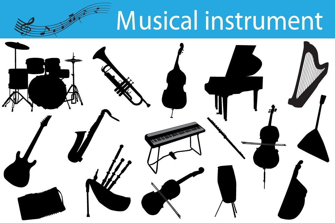 Musical instruments example image 1