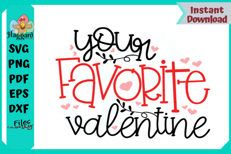 Your Favorite Valentine example image 1