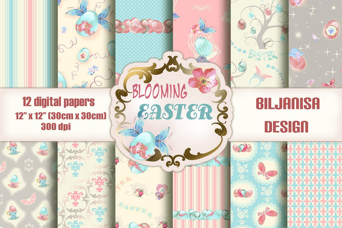 Blooming Easter example image 1
