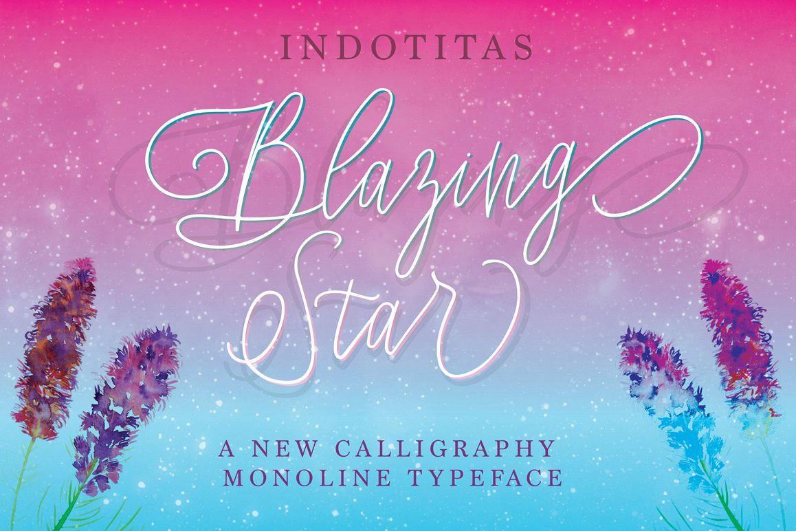 Blazing Star Script example image 1