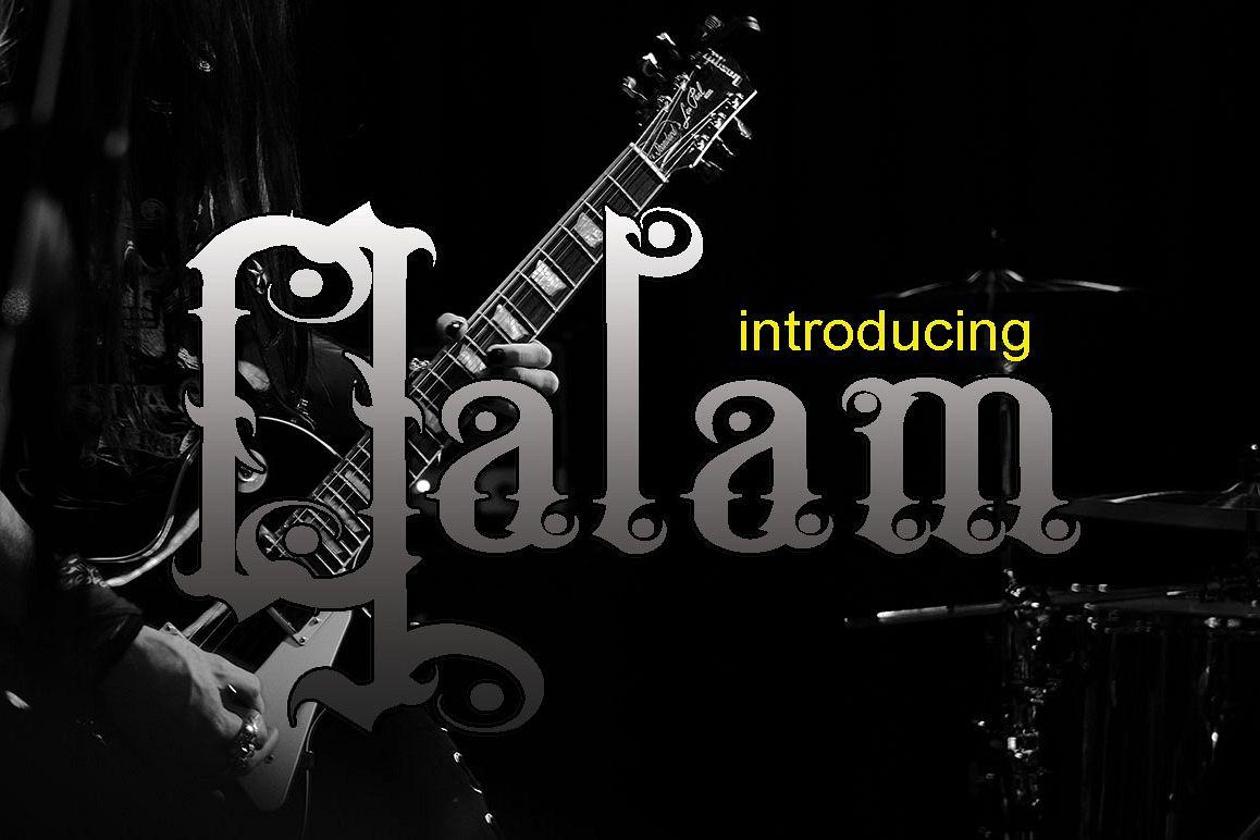 Qalam example image 1