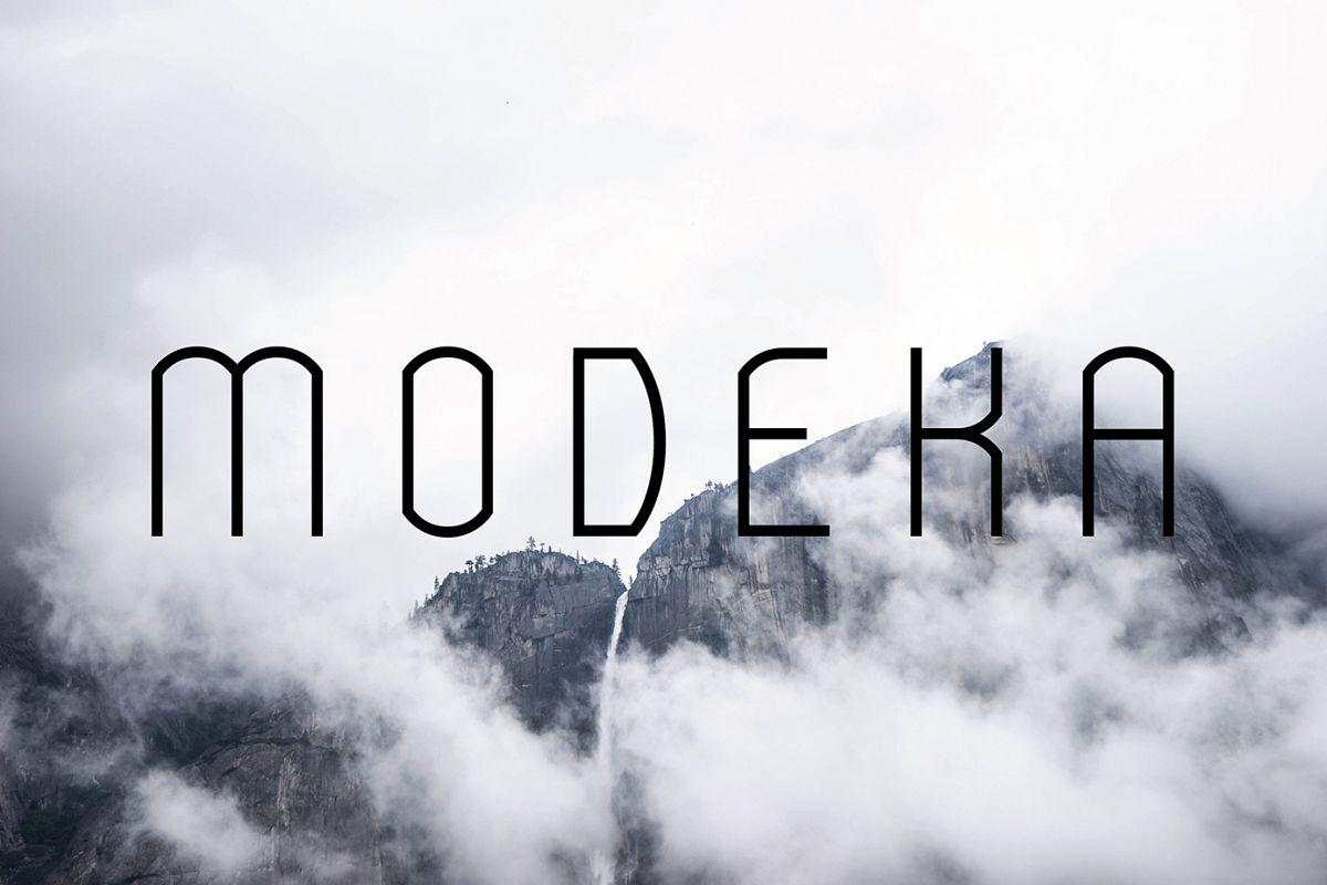 MODEKA example image 1