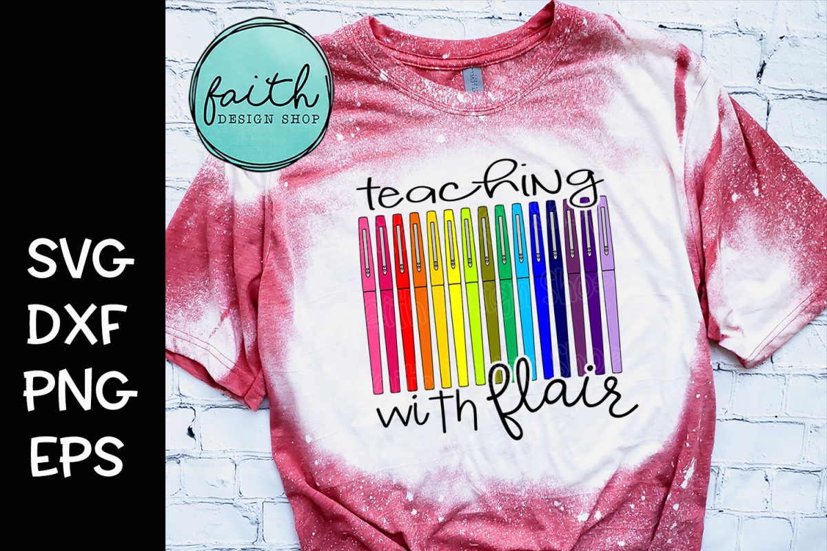 Teaching with Flair example image 1