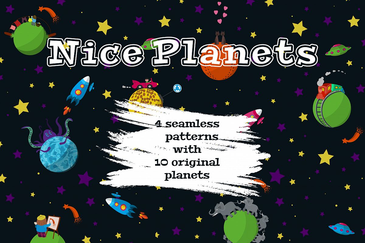 Nice Planets. example image 1