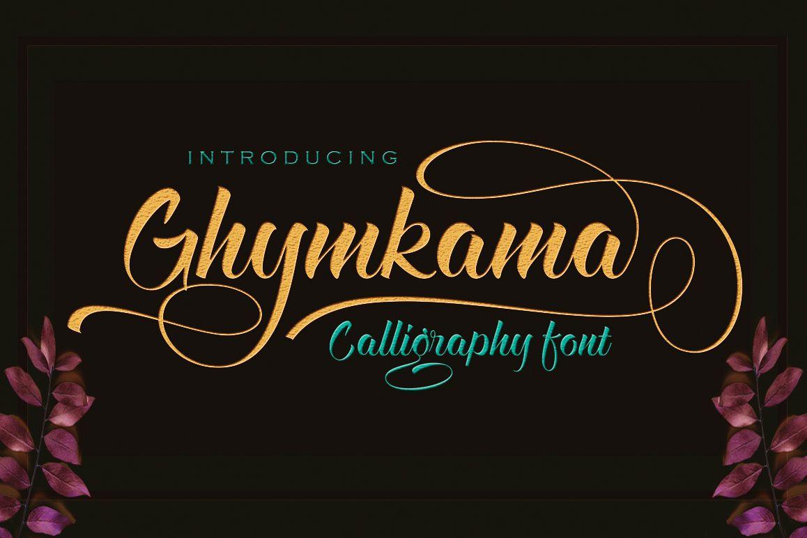 Ghymkama example image 1