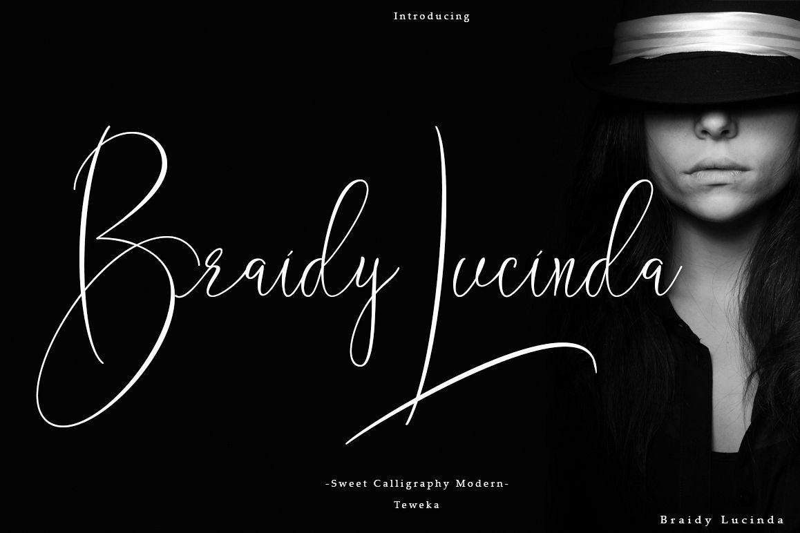Braidy Lucinda example image 1