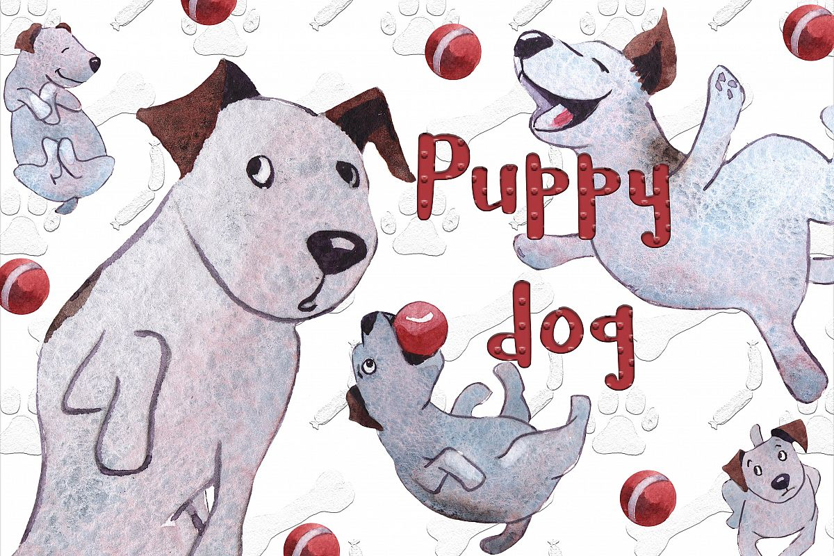 Puppy Dogs example image 1